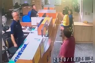 被打臉?警方稱沒報案 台南險遭擄女大生貼「通聯記錄」自清