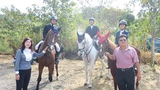 籌備兩年 彰化首座馬場現身員林百果山