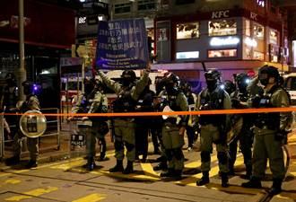 蓋洛普:香港治安排名由前5暴跌至82 陸升至第3台列17