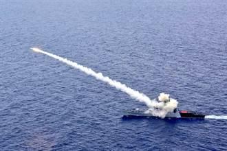 向陸秀精準打擊實力 印度海軍巡邏艦試射反艦飛彈