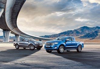 21年式正宗美式皮卡 New Ford Ranger職人型/全能型全新到港