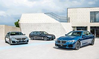全新BMW 5系列登場 力拼中大型豪華房車領導地位