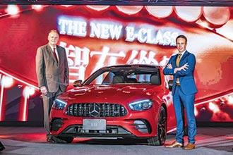 智在從容 Mercedes-Benz THE NEW E-CLASS全家族重磅登場