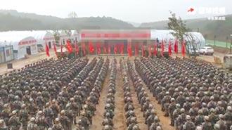 解放軍加強宣傳戰 頻陷造假疑雲