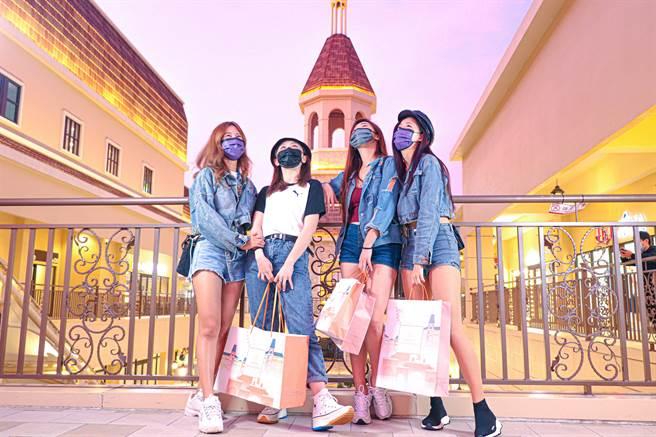 麗寶Outlet Mall 4週年慶將於11月7日熱鬧開打。(麗寶Outlet Mall提供/陳淑娥台中傳真)