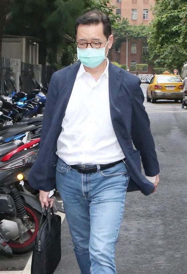 台北地院審理立委集體貪汙案,今傳白手套郭克銘釐清行賄經過。(資料照/趙雙傑攝)