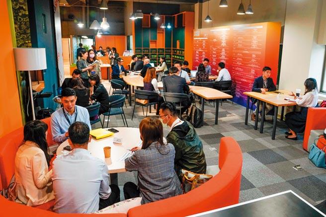 FinTech Taipei 新創DEMO DAY暨媒合會融聚創新應用,成為金融創投與新創團隊交流最佳平台。圖/FinTechSpace提供