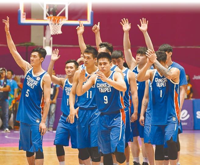 基於疫情考量,體育署考慮直接下達行政命令,不讓中華男籃到卡達參加亞洲盃資格賽。(本報資料照片)
