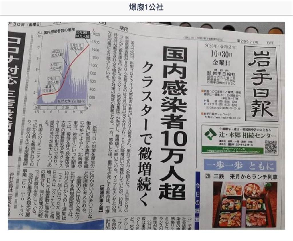 日本政府昨宣布調降對台灣疫情警示等級,一名留日學生分享,有朋友看到新聞後就說日本年底有可能解禁,他是否建議前往,對此,這位學生也分享當地的實況,呼籲大家「還是不要來,真的!」(圖/翻攝自爆廢1公社)
