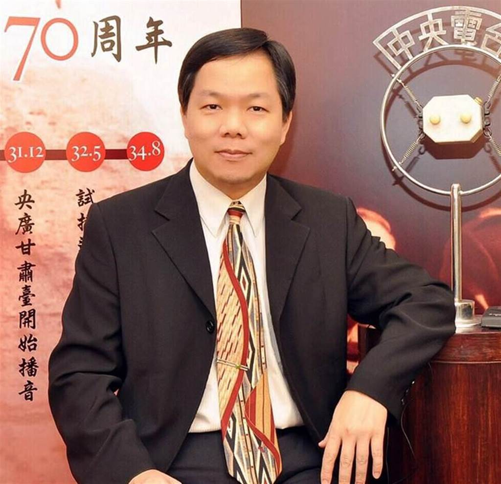 台藝大廣電系教授賴祥蔚。(圖/資料照片)