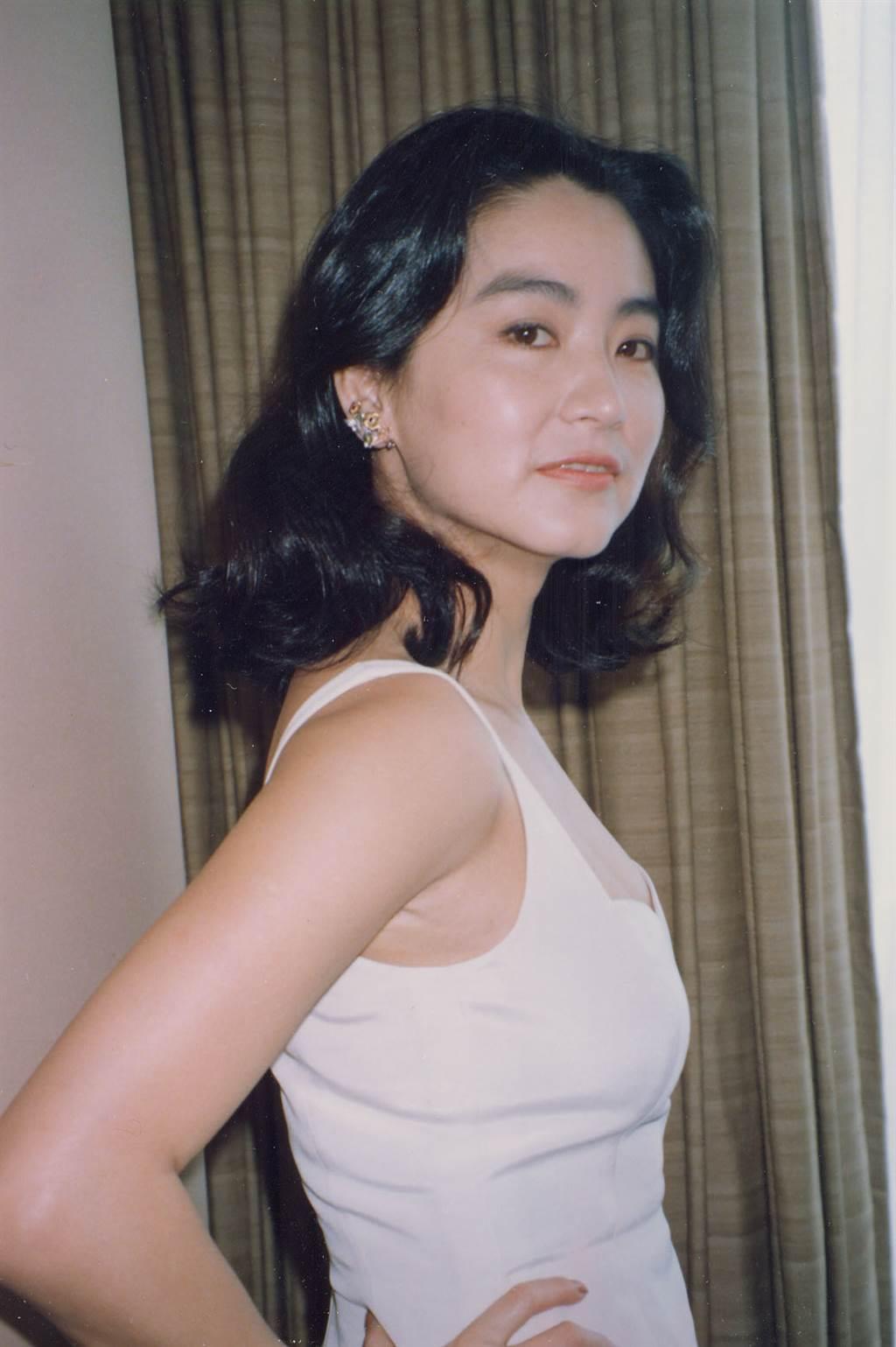 林青霞日前才被PTT鄉民討論,認為她是百年難得一見的美人。(本報系資料照)
