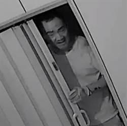 半夜鬼魅式入侵民宅行竊 屋主調監視器以為鬧鬼