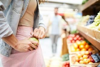 水果攤增設「偷竊專區」防小偷 實測結果好傻眼