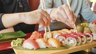 紀念日吃高級壽司女友臭臉怒提分手 原因曝光全場叫好