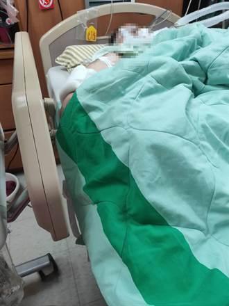 50歲婦打疫苗手腳發麻進加護病房 兒悲痛喊:還我健康媽媽