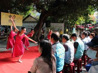 清水眷村邀藝術家駐村 女力跨時代激盪創作