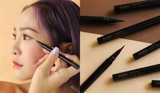 台灣美妝品牌推眼線液新品 一筆勾勒完美眼型
