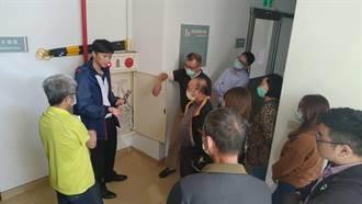 消防員辦講習 強化高層大樓防災應變能力