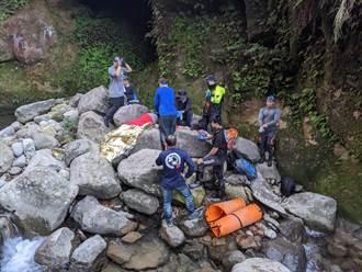 女子爬小鬼瀑布疑似失足 跌入2米深溪流不治