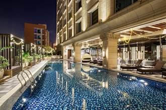 北市最氣派!美麗信花園酒店11月2日起成「分流式防疫旅館」