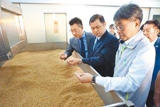 台中搶救蕈菇產業 8農會合資設廠