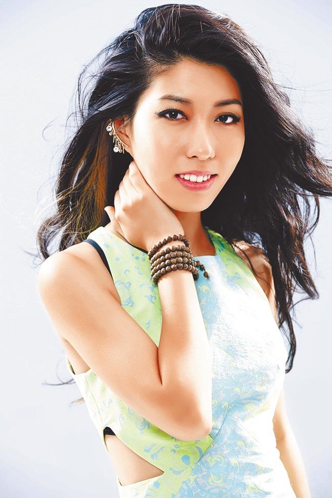 曲婉婷2014年曾來台參加金曲獎。圖片提供:中時資料庫
