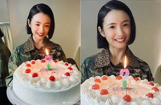 林依晨慶生「蛋糕款式被酸老派」 10字回應EQ有夠高