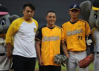 台灣大賽》王羽飛開球用3分力 彭政閔讚他毅力、自信心佳