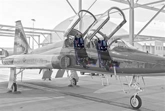 陳以信建議F-5E換彈射椅 國際確有前例