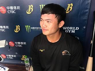 台灣大賽》一打席牽制9次 林靖凱笑稱折返跑跑到心很累