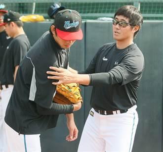 中職》許銘傑加入樂天桃猿 擔任一軍投手教練