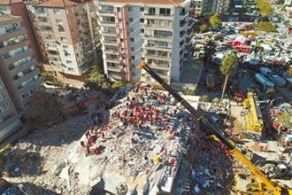 愛琴海6.6強震 土、希至少28死
