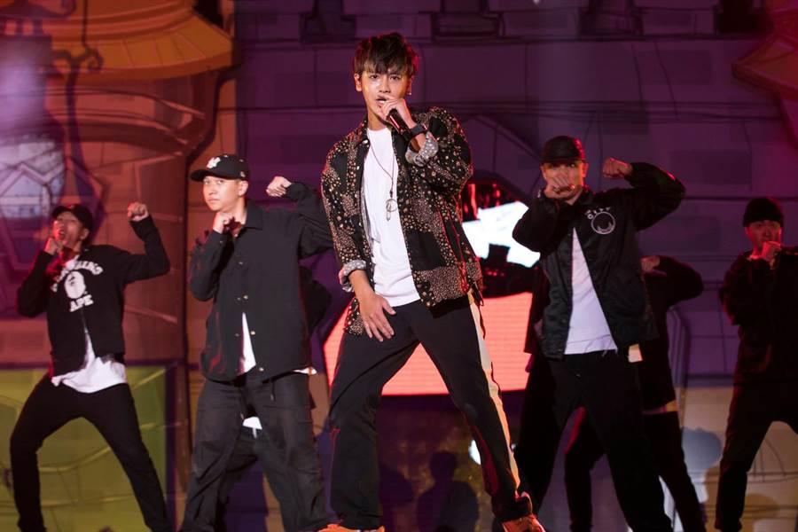 鼓鼓将于11/21在台北流行音乐中心举个人大型售票演唱会。(相信音乐提供)