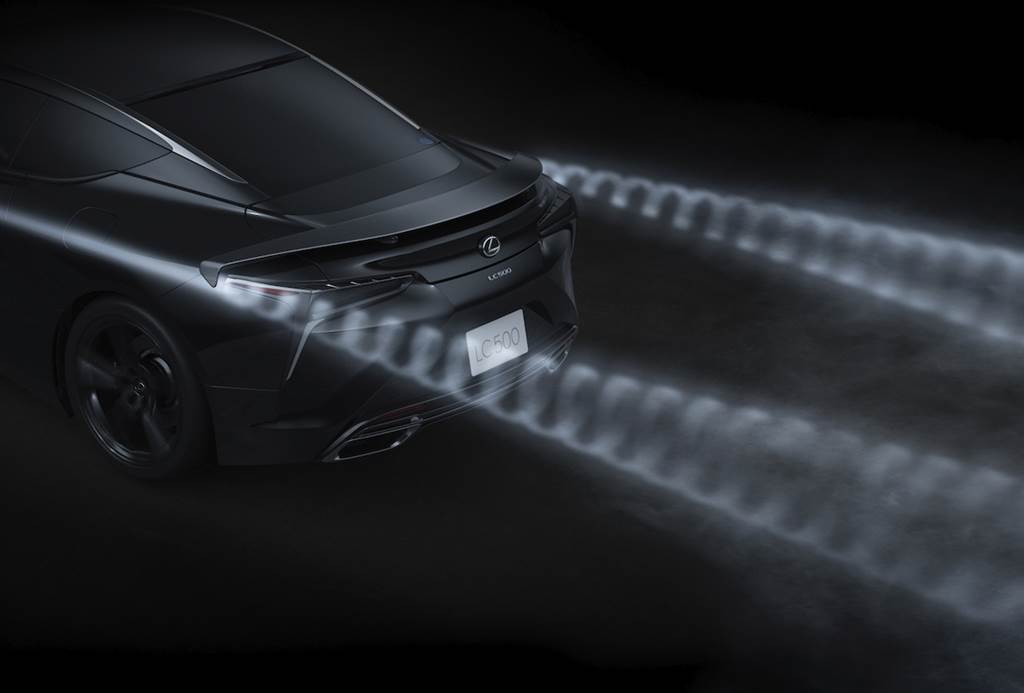 與大師級飛行員室屋義秀的合作,Lexus LC 500/500h「AVIATION」特別式樣車限定70台亮相!