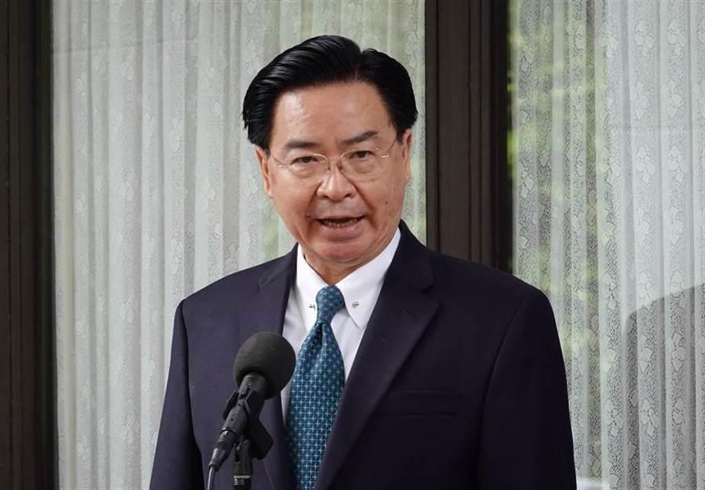 外交部長吳釗燮。(本報資料照)