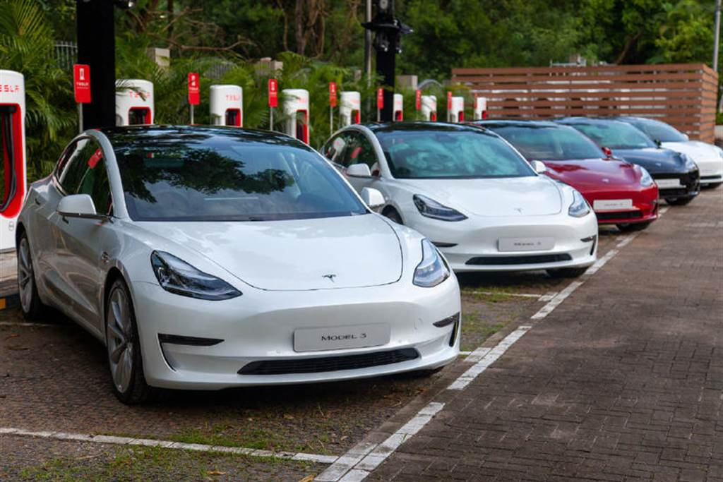 Tesla Model 3 在中國第三季的投訴/銷量比排名第一