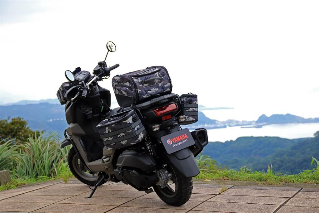找回野人魂 淺嚐Yamaha BW'S的鐵男魅力