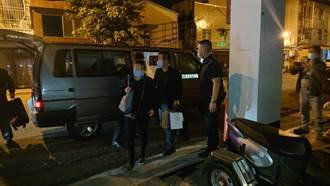 馬國女大生父母下榻台南旅店 大學校長提前抵達致意
