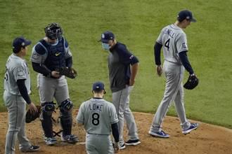 MLB》光芒最後為何自爆?迷信冰冷的數字