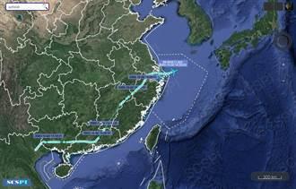 美軍機載「重量級人物」 飛越大陸領空直奔日本 ?