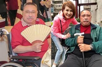 陳松勇年近80輪椅代步惹憂 向娃曝他近況「至少保有一強項」