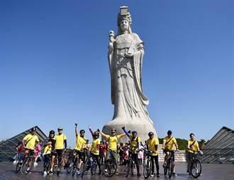 馬祖搶迎自行車旅遊年 打造「藍色公路-低碳旅遊」