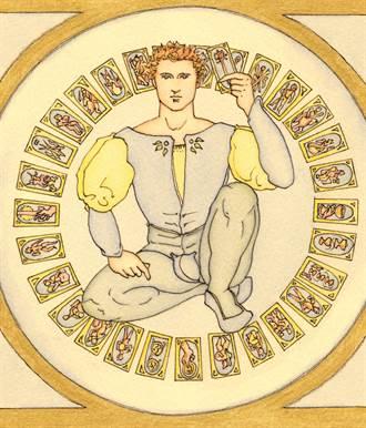 塔羅的歷史 英國的神秘學組織開始