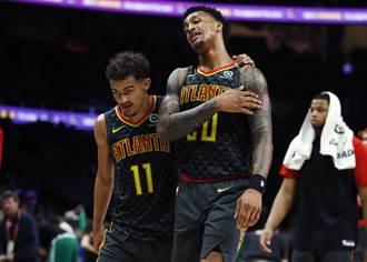 NBA》籃網想補第3球星 看上老鷹新星柯林斯