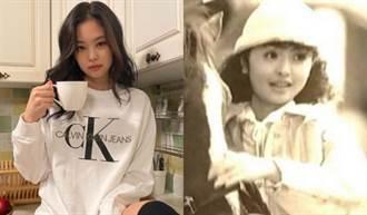 人間香奈兒Jennie撞臉台女星 本人PO對比照「年輕時可能有點」