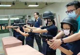 新竹縣警局全面檢視校園安全作為建構「校園安全地圖」