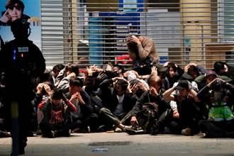 7港人參加反送中示威遭控暴動罪 法庭裁定無罪獲釋