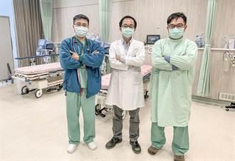 老翁感冒併發肺炎呼吸衰竭 葉克膜搶救成功