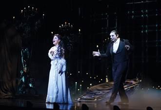 《歌劇魅影》 疫後全球唯一如期巡演  11/19台北小巨蛋登場