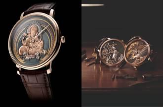 台北101全球獨家訂製腕錶展登場 曝光首次來台的殿堂級經典工藝